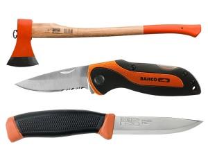 Брадви и ножове Bahco