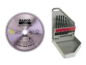Свредла и дискове Bahco