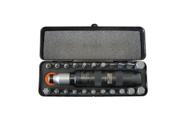 Комплект ударна отвертка BAHCO 7823
