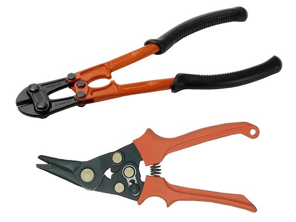 Ножици за рязане на метал