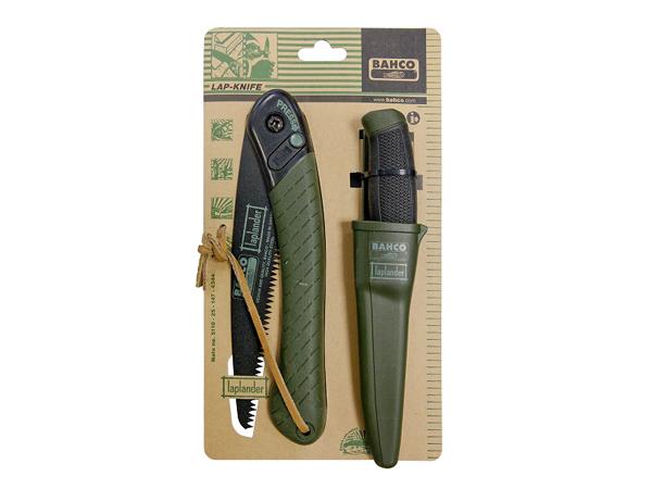 Сгъваем овощарски трион 190mm BAHCO LAP-KNIFE