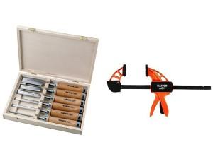 Дърводелски инструменти Bahco