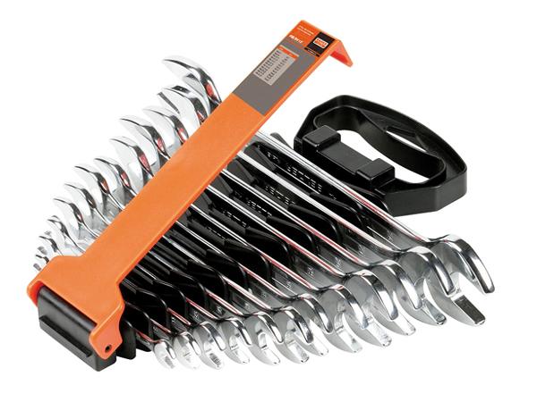 Комплект гаечни ключове от 6 до 27mm BAHCO 6M/SH12