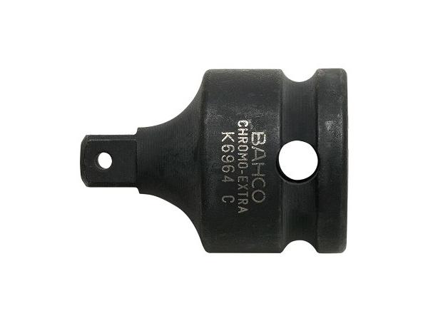 """Ударен преходник за гайковерт от 3/8"""" към 1/4"""" BAHCO K6964C"""
