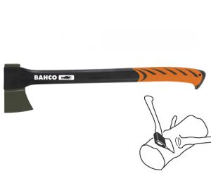 Брадва за сечене 600mm BAHCO CUC-0.8-600