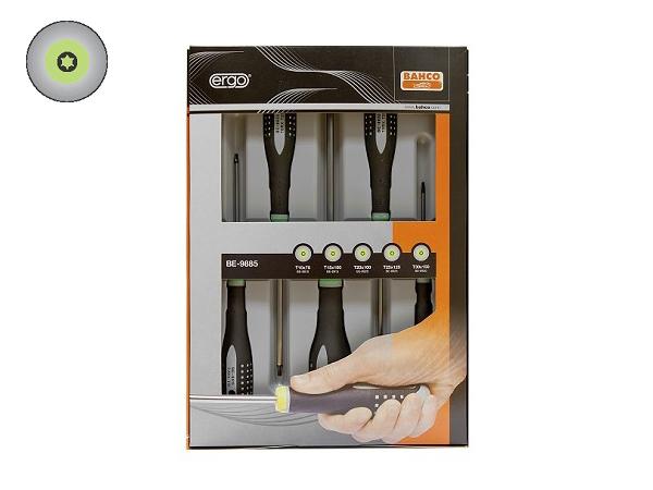 Комплект отвертки BAHCO BE-9885