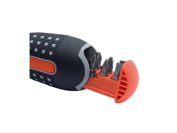 Магнитна отвертка за накрайници с реверс BAHCO 808050
