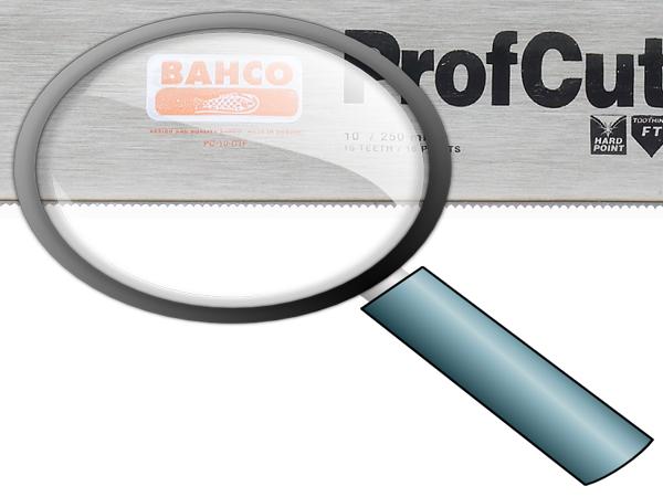 Ръчен трион тип Пасвател BAHCO PC-10-DTF