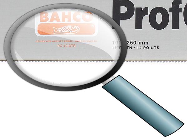 Ръчен трион тип Пасвател BAHCO PC-10-DTR