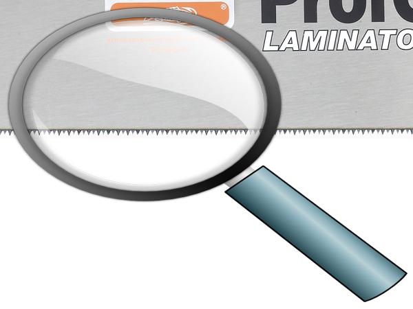 Ръчен трион закалени зъби BAHCO PC-20-LAM