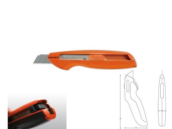 Професионален макетен нож BAHCO KG18-01