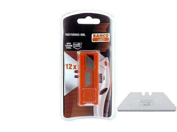 Резервни остриета за макетен нож BAHCO SQZ150003-SBL
