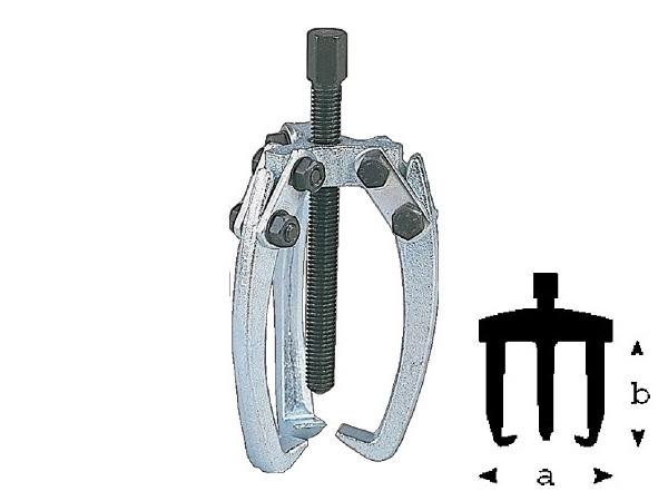 Скоба за вадене на лагери 10-90mm BAHCO 4543-30