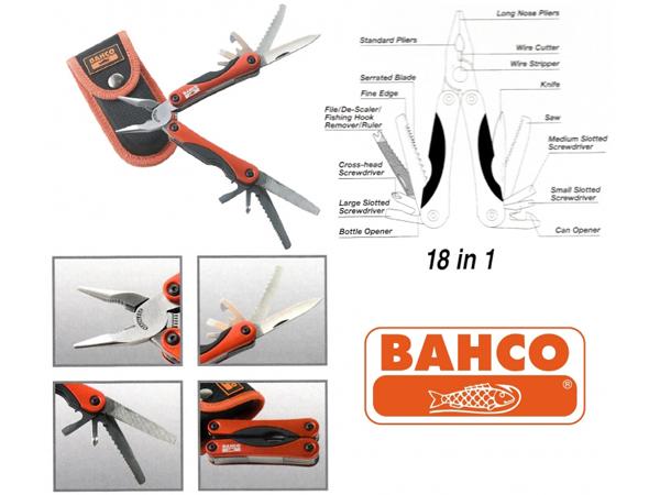 Мултифункционален инструмент - мултитул Bahco MTT151