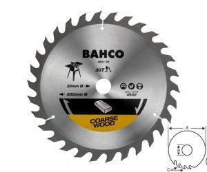 Циркулярен диск за дърво 400mm BAHCO 8501-40